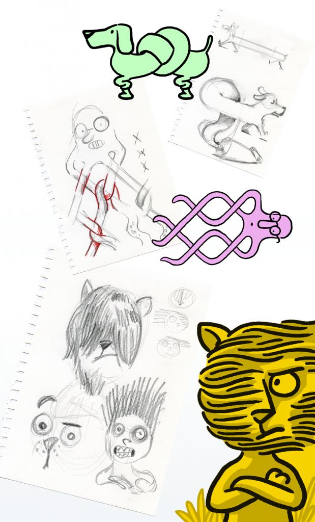 Cristoph-Niemann-4-619x1024 Hembuskan Nyawa dalam Gambar, Kisah Ilustrator Cristoph Niemann Dalam Pembuatan Aplikasinya.