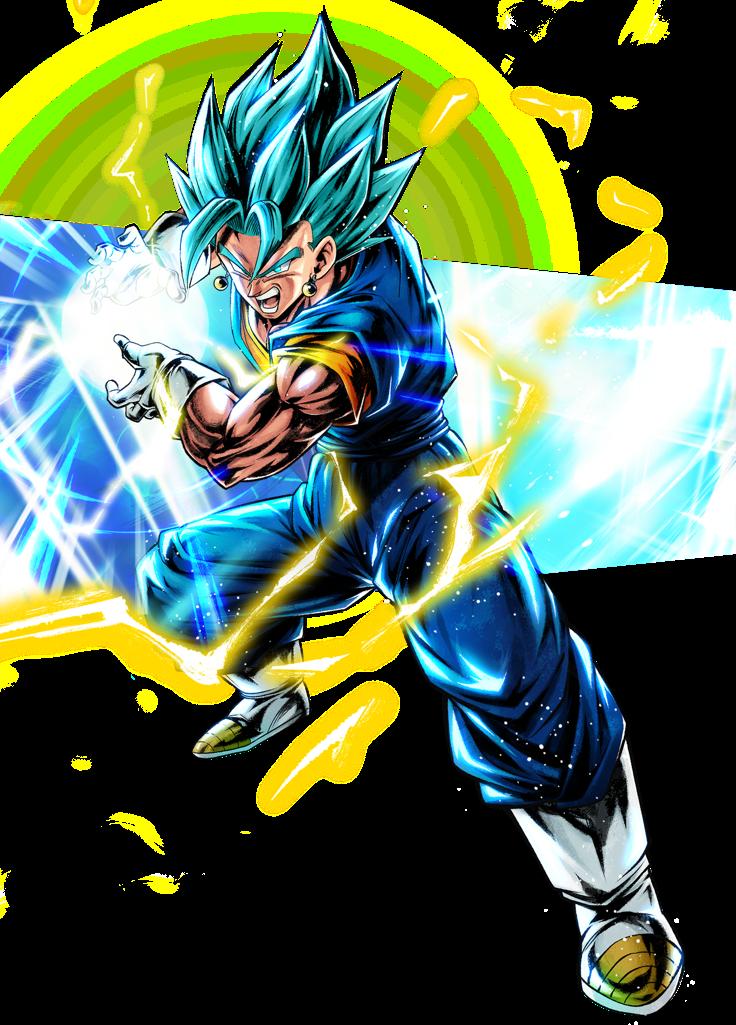 DRAGON-BALL-LEGENDS3 Satukan Kekuatan: Karakter Baru Gabungan Vegeta dan Goku di DRAGON BALL LEGENDS.