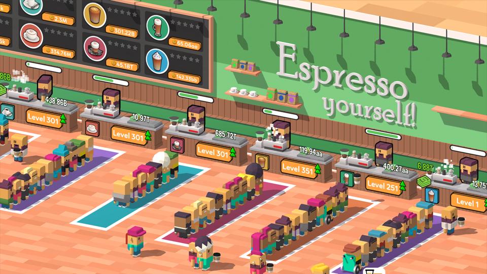 Idle-Coffee-Corp-2 Bangun Dinasti Kopi: Idle Coffe Corp Adalah Pemasok Kafein Yang Sangat Sibuk.