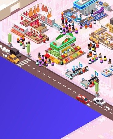 Idle-Supermarket-Tycoon1-366x450 Laba Maksimum, Usaha Minimum: Cara Menjadi Super Kaya Dengan Cepat di Idle Supermarket Tycoon.