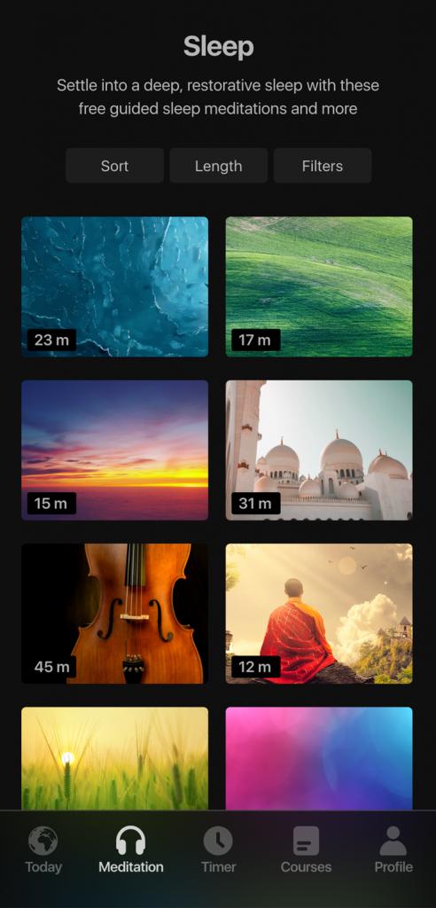 Insight-Timer-Meditation-Sleep-Music2-492x1024 Rileks dan Segarkan Pikiran: Insight Timer Membawa Kedamaian di Tengah Hiruk Pikuk Kehidupan.