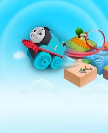 Thomas-Friends-Minis1-366x450 Thomas & Friends Minis, Pembangun Set Kereta Sejati