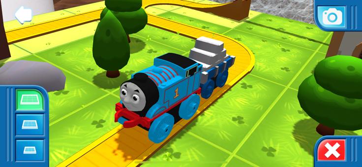 Thomas-Friends-Minis3 Thomas & Friends Minis, Pembangun Set Kereta Sejati
